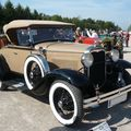 FORD model A Deluxe roadster 1930 Schwetzingen (1)