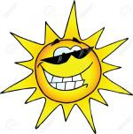 14575448-Smiling-Sun-Cartoon-Character-With-Sunglasses--Stock-Vector