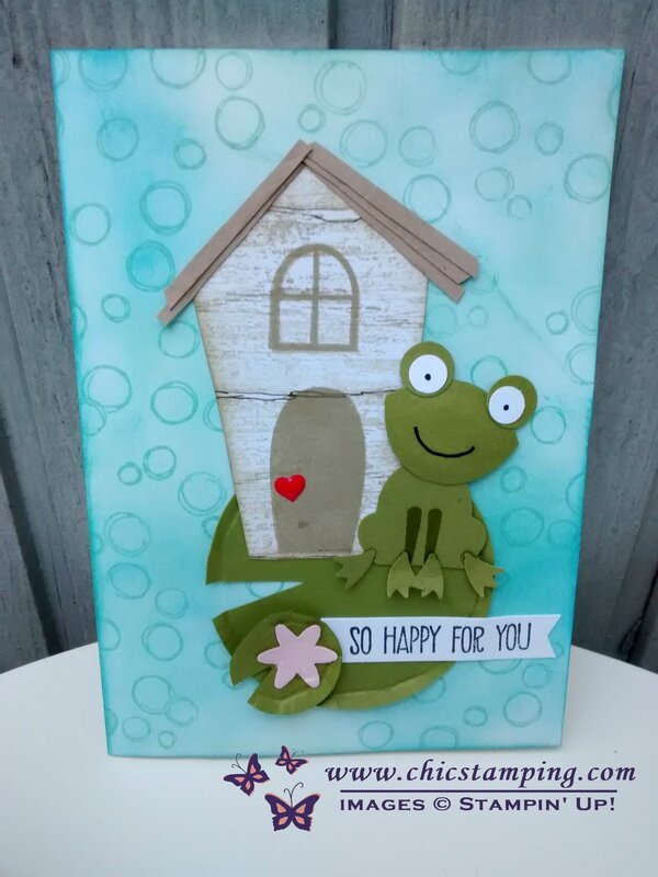 punch art frog gifts 1