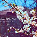 Le printemps en médecine chinoise