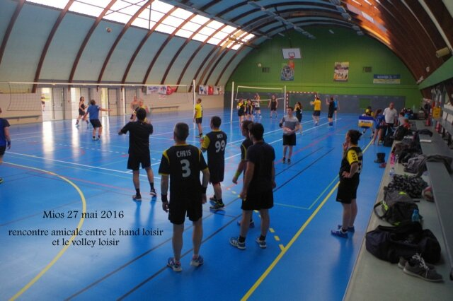 VOLLEY - HAND
