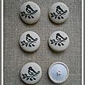 Petits boutons .....