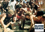 Blood Beach lobby card allemande 1