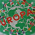Jeu de société ... europax (1957)