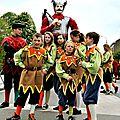 Mariage géant ,carnaval , spectacle de rue , concert , un week end festif a steenvoorde les 25 & 26 avril 2015