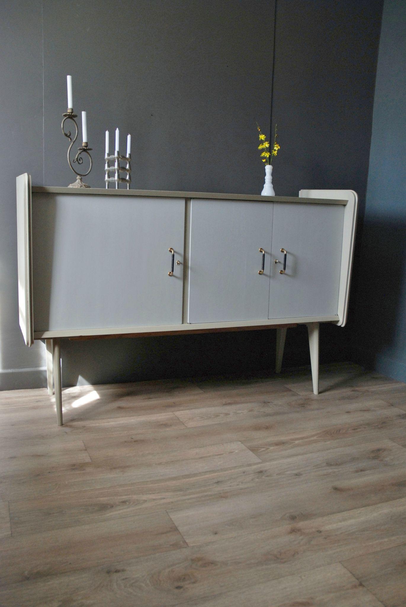 enfilade ann e 50 atelier vintage. Black Bedroom Furniture Sets. Home Design Ideas
