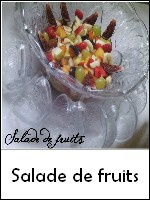 index salade de fruits