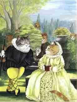 5 Les chats de Susan Herbert série 5 (60)