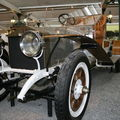 ROLLS ROYCE Biplace silver ghost (1912)