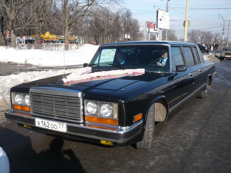 ZIL 41045 limousine Moscou (1)