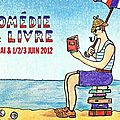La comdie du Livre  Montpellier 2012