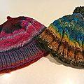 Bonnets Noro