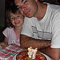 L'anniversaire de mon mari...