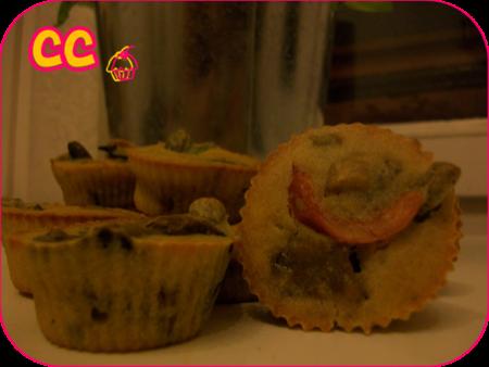 muffins salés mélange méridional