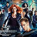 Shadowhunters - posters officiels