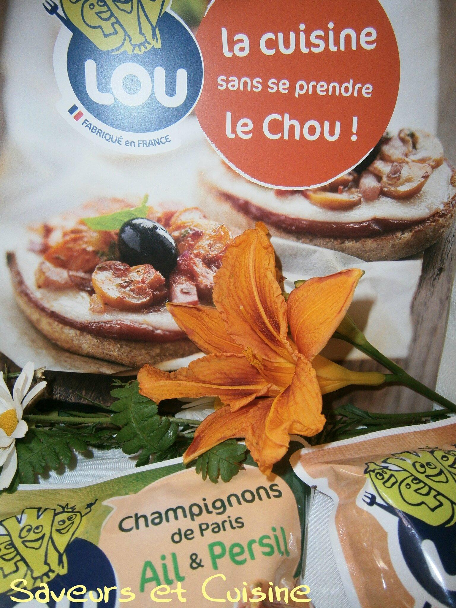 """Un nouveau Partenariat, La cuisine """"Sans se prendre le Chou """" !"""