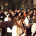 Hymne à la Joie interprétée par les chorales franco-allemandes