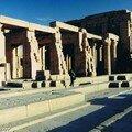 Le Temple de Kom Ombo, dédié aux dieux Sobek et Horus
