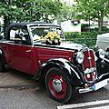 Dkw f8 cabriolet 1939