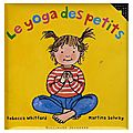 YOGA POUR LES ENFANTS 