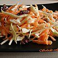Salade coleslow