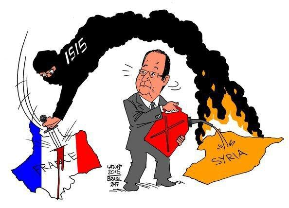 Attentats de Paris: ce qu'il faut savoir, ce qu'il ne faut pas oublier, ce dont il faut se méfier! 107555330