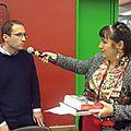 Sébastien Wagner, directeur des éditions Les Paraiges