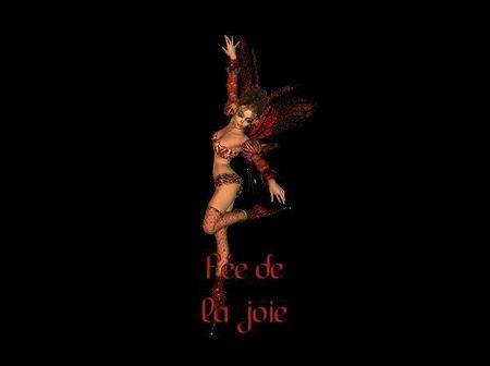 fee de la joie
