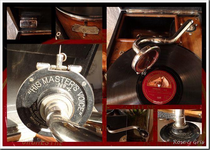 gramophone détails