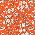 Coupon de liberty capel orange