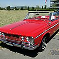 Plymouth fury convertible-1963