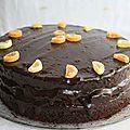 Gâteau parfaitement chocolat!