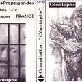 V/a cenotaphe, les nouvelles propagandes, c60, 1991