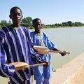 Samba Hamady BA et Amdu BA, les petits Griots de Gawdé Wambabés
