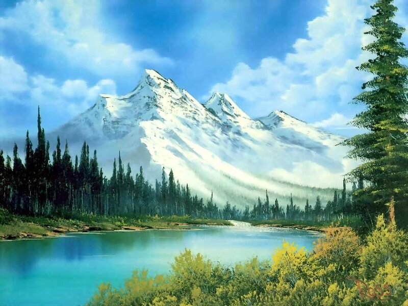 Bob-Ross-Landscape-Painting-1024