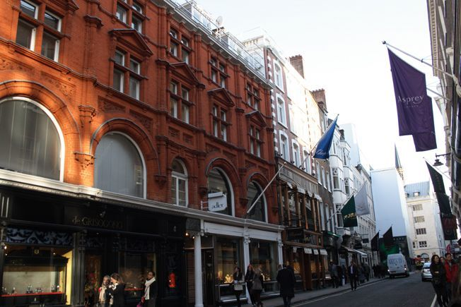 Shopping in london escapades et voyages - Quartier chic de londres ...