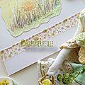 Miss Mimosa des ' saisons - aquarelle- poupée Marimerveille 6