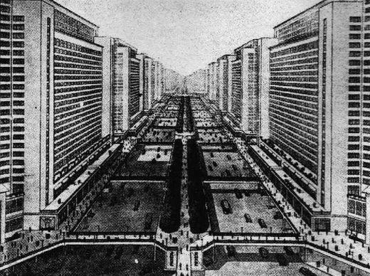 187 Blog Archive 187 H D A Le Corbusier L Unit 233 D Habitation