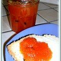 confiture de potiron 