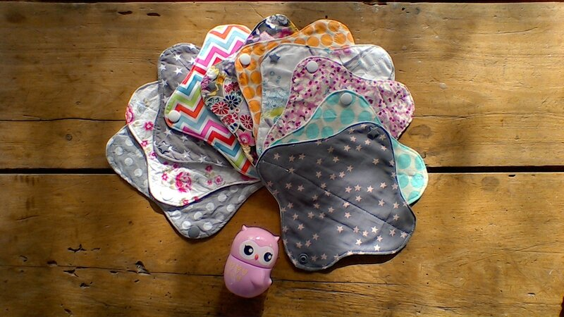 reusable pads