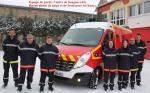 Equipe de garde du Centre de SP Saugues (43)