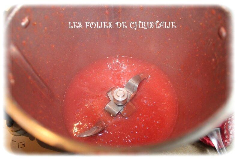 Coulis de fraises 3