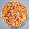 Quiche lorraine light