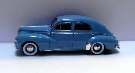 Peugeot 203 1954 Solido 1 18 Macollecauto