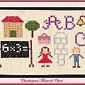 Échange ATC (École) Chez Malina Claudie pour Marie de Clessé [1]
