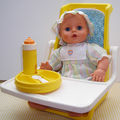 Poupée fisher price