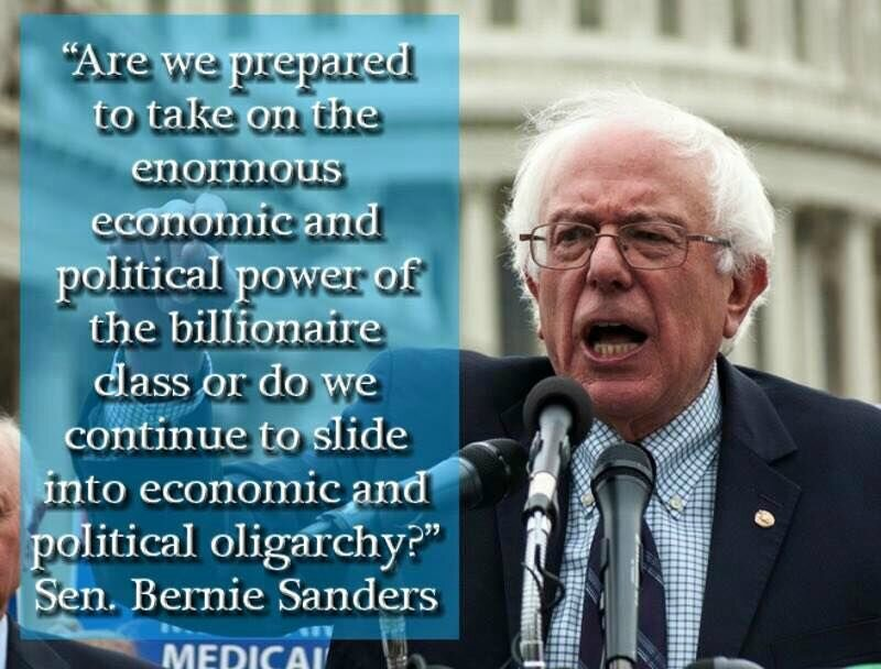 BernieSanders and the Billionaire Class