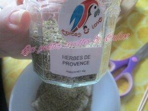Poulet rôti au yaourt & herbes de Provence06