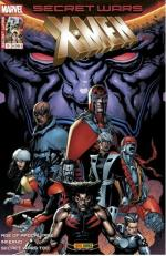 secret wars x-men 5