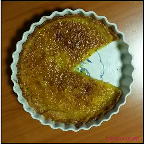Tarte au citron 4